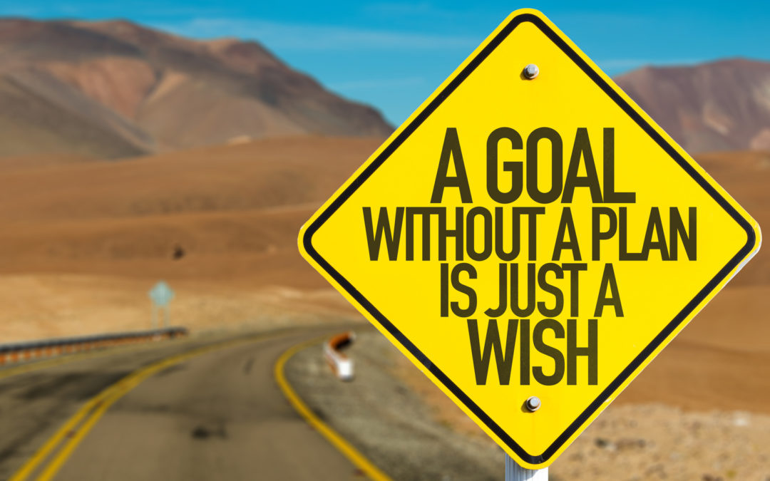 Time for a change goals