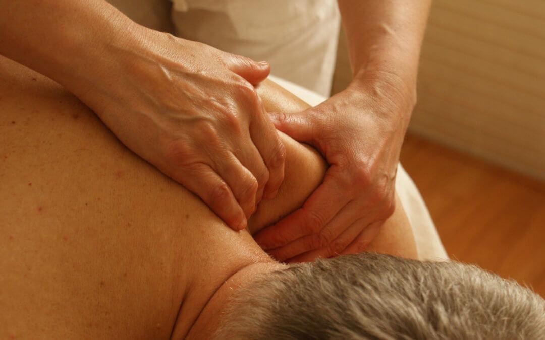 Massage… Isn't that for women??