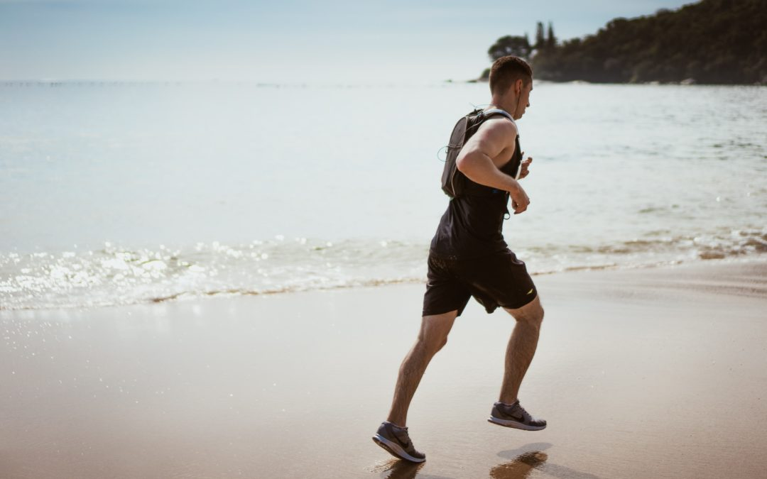The part-time amateur runner