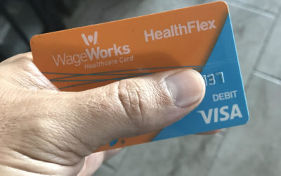 Can HSA cards pay for massage??